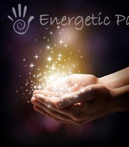 sentire le energie positive