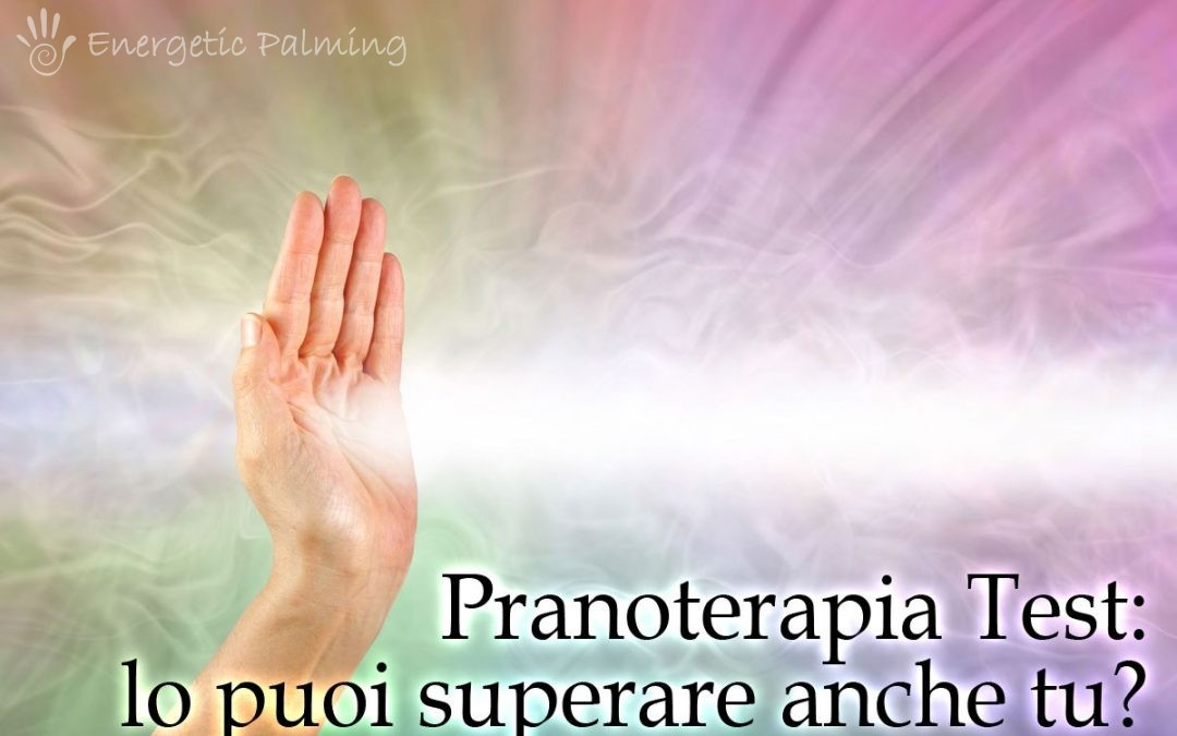 Pranoterapia Test